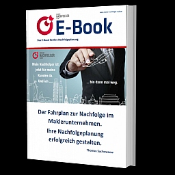 Cover eBook Nachfolgeplanung